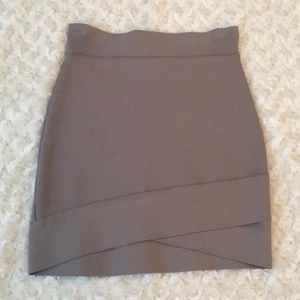BCBG Maxazria bodycon skirt